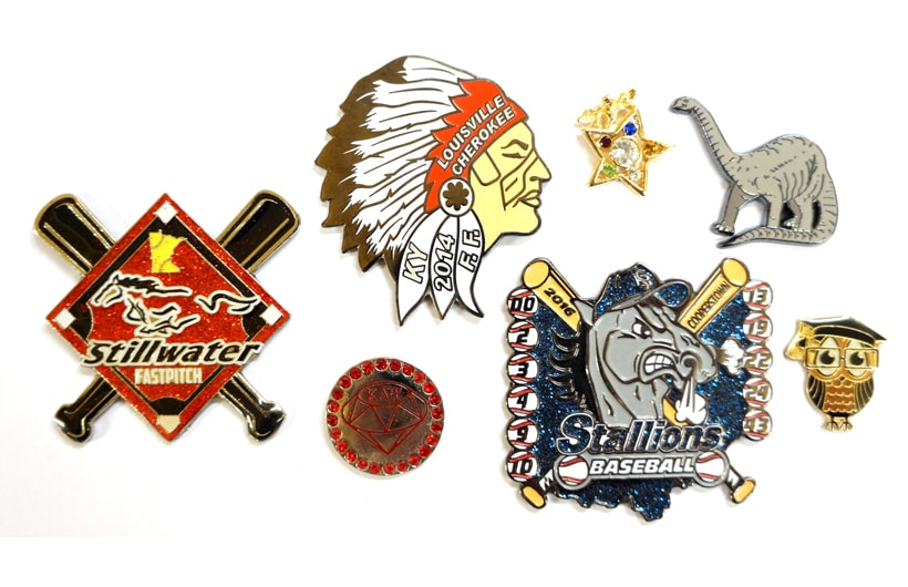 Pirate Pins | Custom Pins, keychains, challenge coins and much more